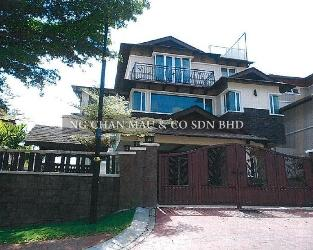 3 Storey Semi Detached House, Renovated