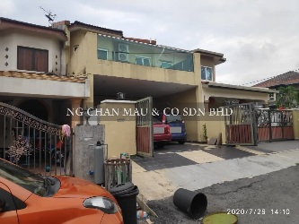 2 Storey Terrace House, Intermediate, Renovated