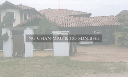 2 Storey Detached House