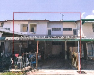 2 Storey Terrace House, Medium Cost