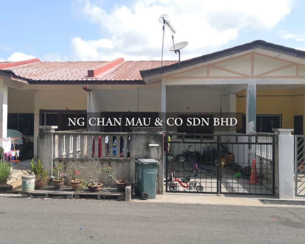 [Freehold] 1 Storey Terrace House