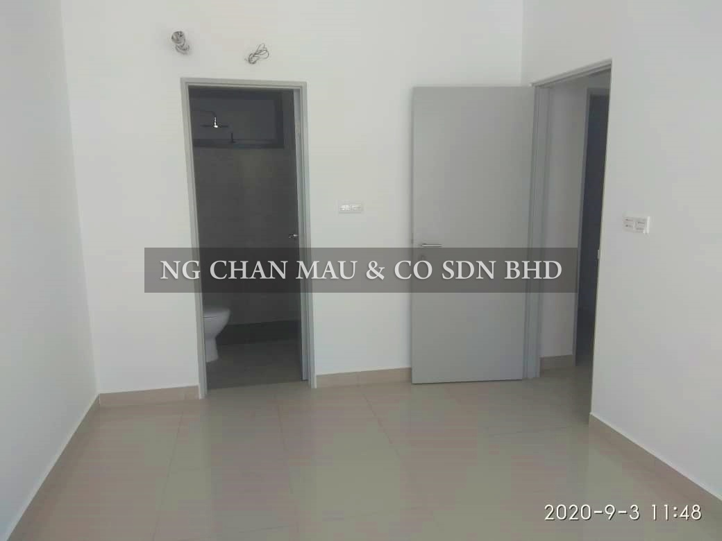 [Strategically located in Puchong] Freehold Twin Residences Service Apartment (Vacant Unit + Good Condition)