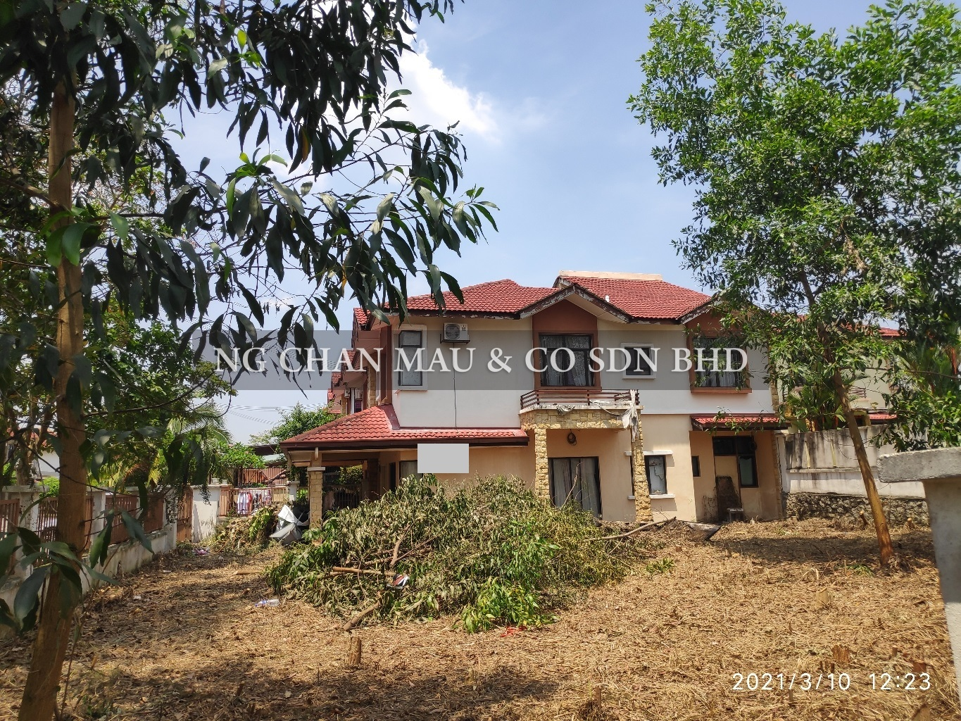 [Vacant Unit] 2 Storey Semi Detached House, Corner Lot, 8 mins to Taylor's International School Puchong