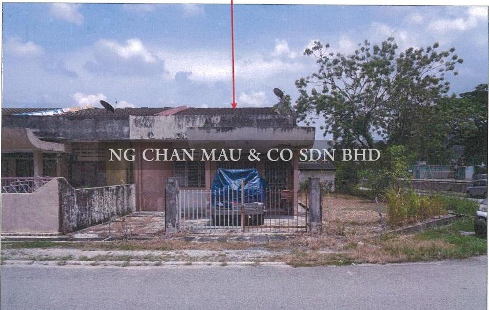 1 Storey Terrace House, Corner Lot [Vacant Unit; 10 mins to Ipoh town area]