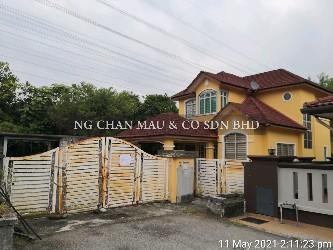2 Storey Detached House in Sungai Buloh Country Resort [Vacant Unit + 3 mins to Saujana Utama Mall]