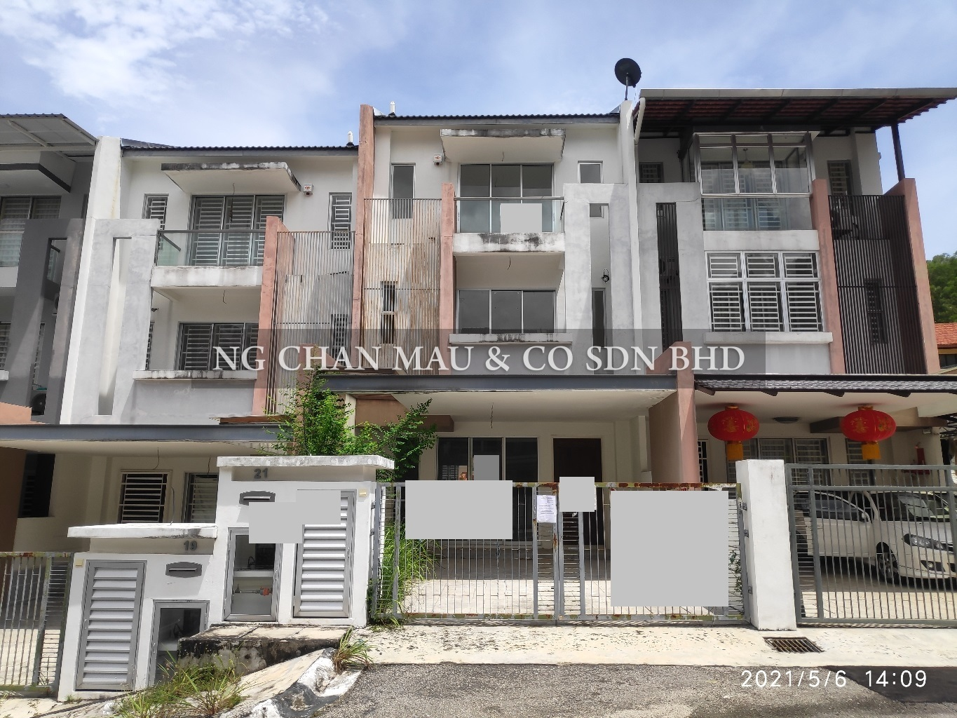 [Located in town area] Freehold 3 Storey Terrace House in Sunway Merica, Bayan Lepas