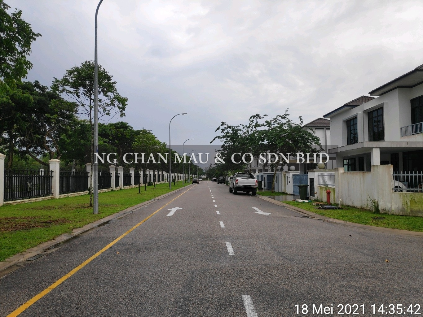 [Project completed in 2018; Vacant Unit] Freehold Spacious 2 Storey Cluster House, Corner Lot