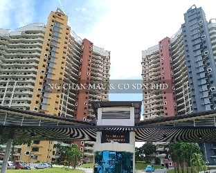 [Price dropped 40%; ROI up to 8%; Located in town area] Freehold Seri Mutiara Apartment