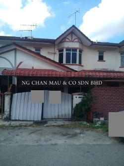 [Vacant Unit] Freehold 2 Storey Terrace House, Intermediate [6 mins to Econsave Banting; 70% Occupancy Rate]