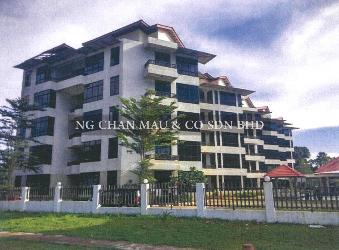 Samsuria Resort Apartment, Intermediate