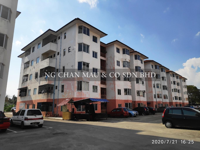 Apartment, Corner Lot, Medium Cost