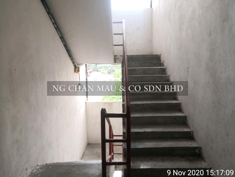 3 Bedroom Apartment in Taman Seri Nelayan, Pelabuhan Klang, Corner Lot, Medium Cost