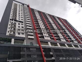 D'Aman Residence Service Apartment
