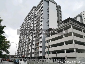 [Freehold] 3 Bedroom Sri Camellia Apartment