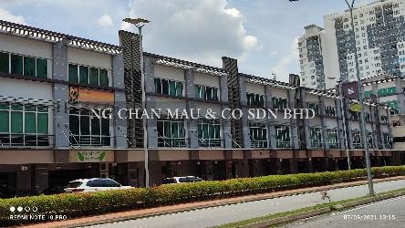 [Vacant Unit] Shop Unit in Plaza Glomac, Kelana Jaya