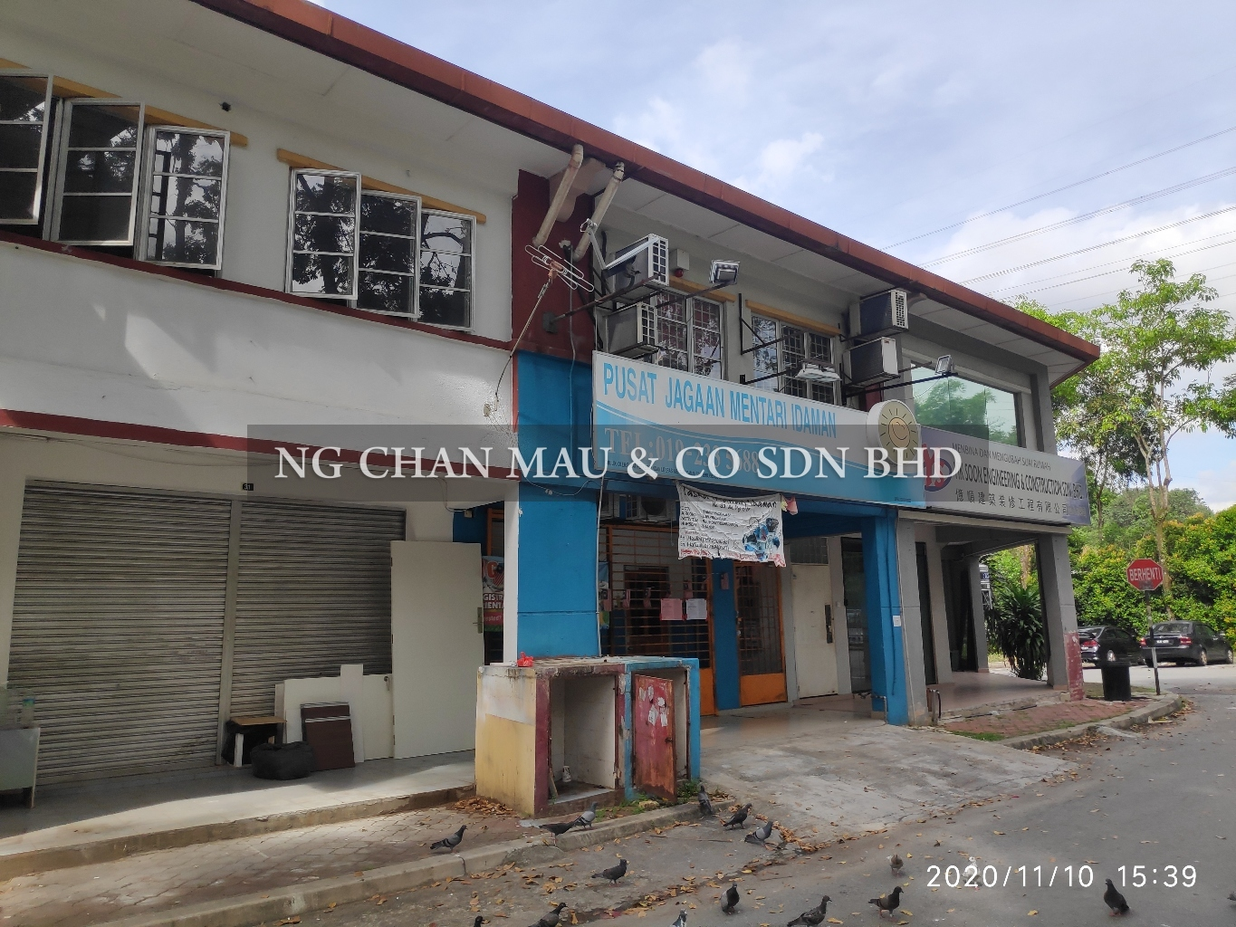 [Price dropped 19% + Vacant Unit] 2 Storey Shop Office, Intermediate [7 mins to AEON Mall Taman Equine]
