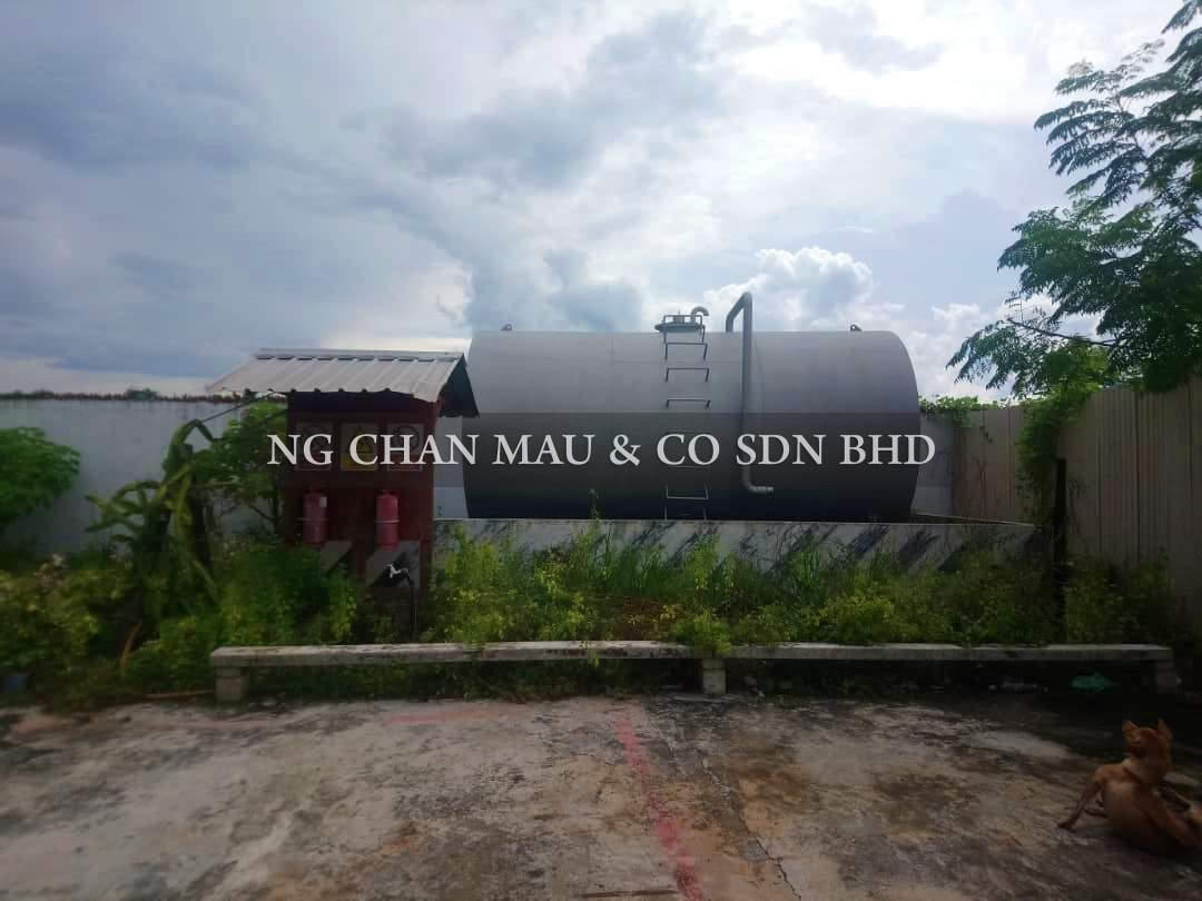 Land with Seaweed Processing Factory in Kampung Kunak Jaya, Kunak