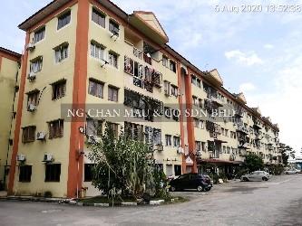 Sri Anggerik 1 Apartment, Corner Lot, Renovated