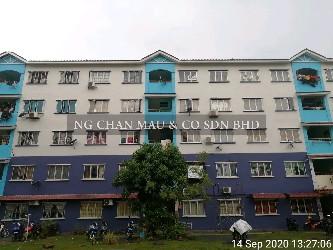Apartment in Taman Pendamaran Indah 2, Klang, Low-Medium Cost