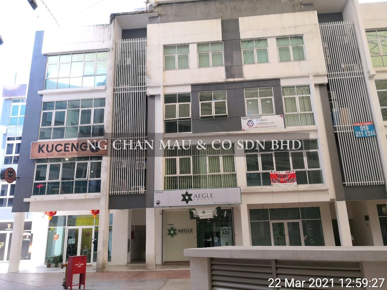 [46% Below Market Value; Vacant Unit; Beside Jalan Kuching] Freehold Office Lot