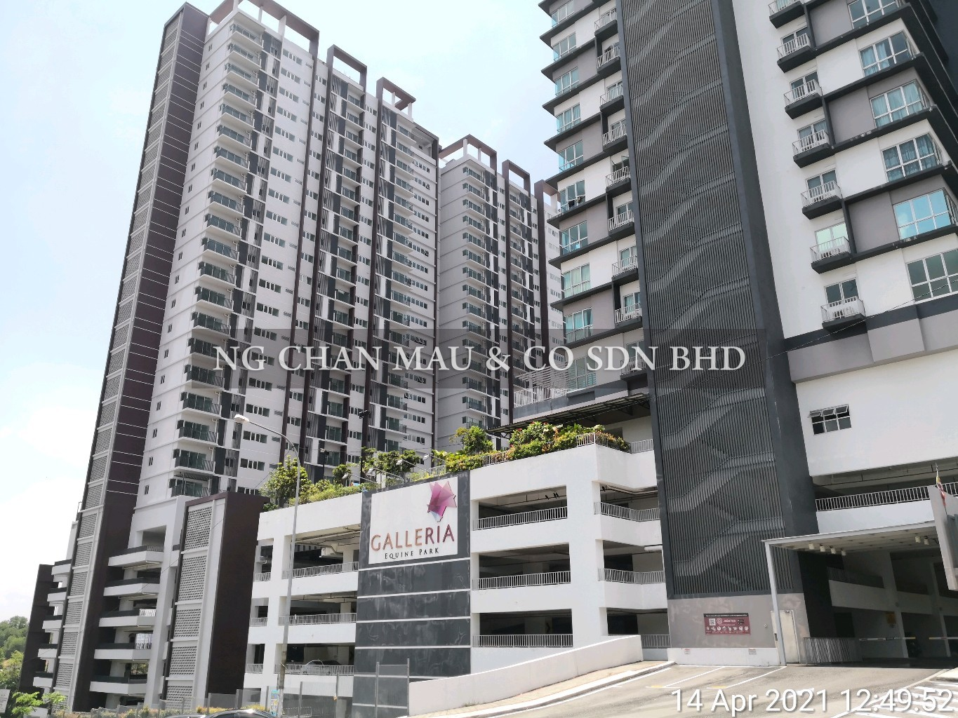 [Price Dropped 27% + ROI up to 8%] Galleria Equine Park Service Apartment [10 mins walk to AEON Mall Taman Equine]