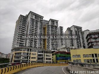 Freehold 2 Bedroom Service Apartment in Setiawalk, Pusat Bandar Puchong [6 mins away from Pusat Bandar Puchong LRT Station]