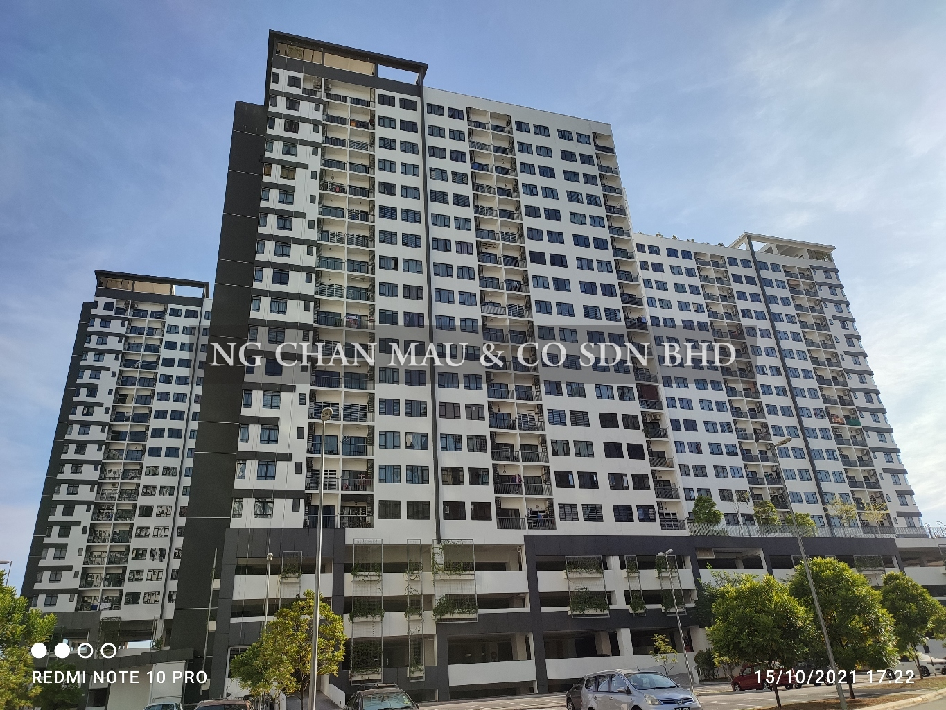 Freehold 3 Bedroom Residensi Hijauan Condominium (The Greens @ Subang West) [Newly completed in 2018; 10 min to KTM Shah Alam; 7 min to AEON Mall Shah Alam]